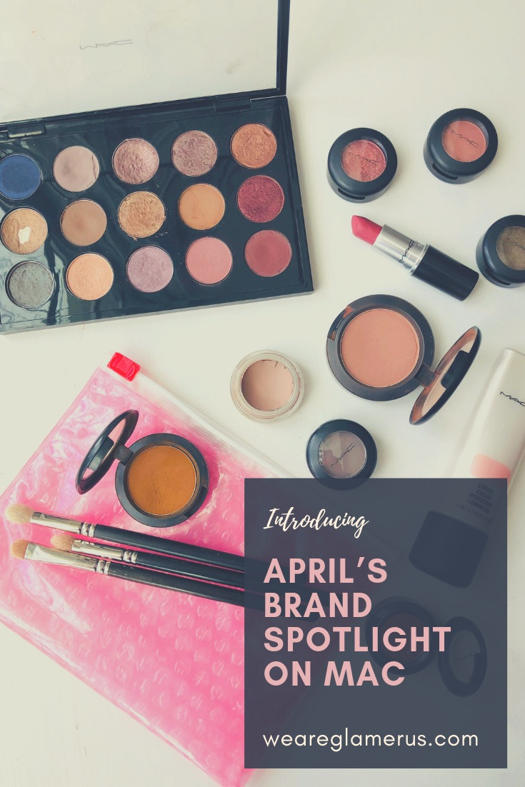 I'm bringing you three MAC-related posts throughout April, detailing my lesser-known favorites, and unsung hero products!