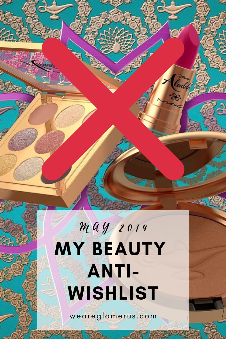 Check out which launches from Milk, Charlotte Tilbury, MAC, Bite Beauty & Fenty that are on my no-buy list!
