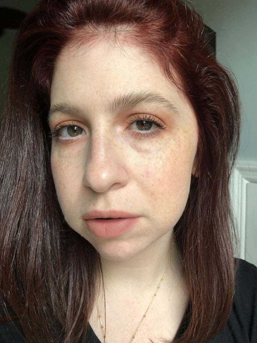 Makeup look using all cruelty-free makeup products that are more affordable