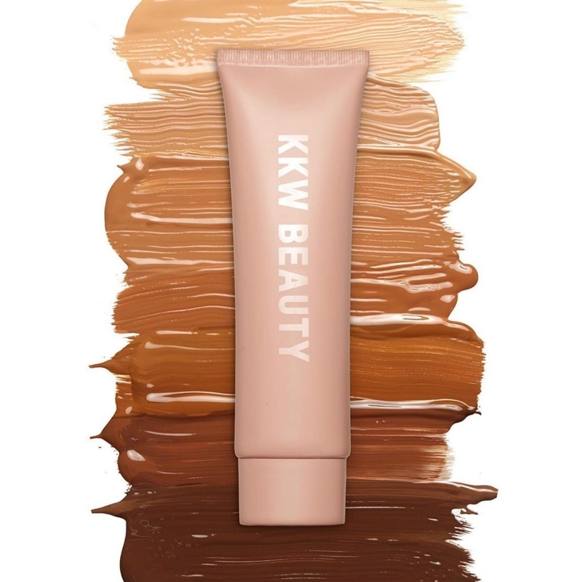 KKW Beauty Skin Perfecting Body Foundation - my beauty anti-wishlist July 2019