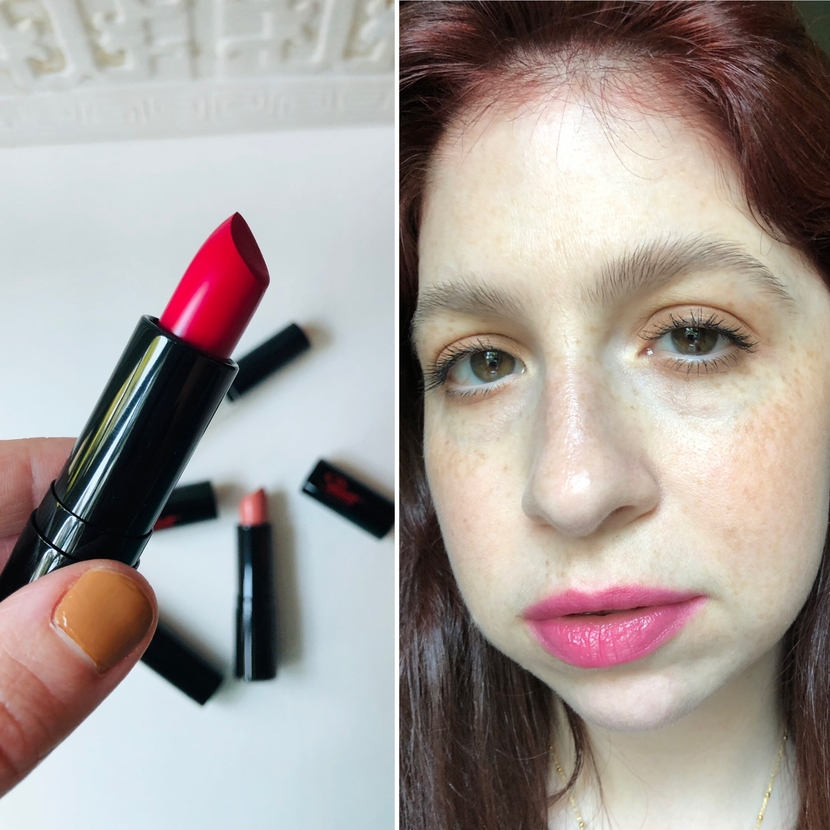 Matteshine Lipstick in F'in Fuchsia from The Sexiest Beauty