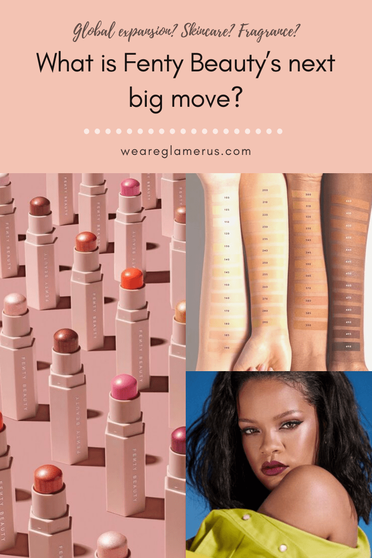 Check out the latest post in my hot beauty news series! Where is Fenty Beauty going with their business? I'll share my predictions with you in this article!