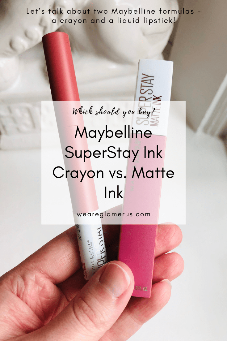 Check out my latest post on which Maybelline lip formula may be right for you!