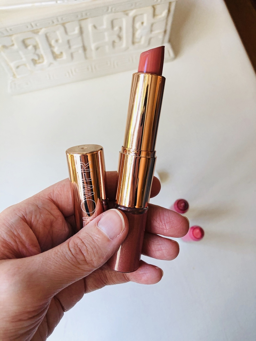 Flower Beauty Mix n' Matte Lip Duo in Honey Nude