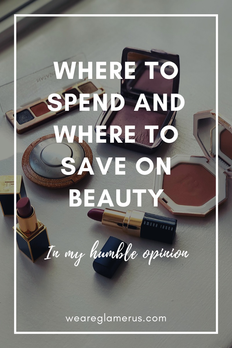 Looking to build up your makeup collection and need some guidance on where to spend and where to save on beauty? Check out this post!