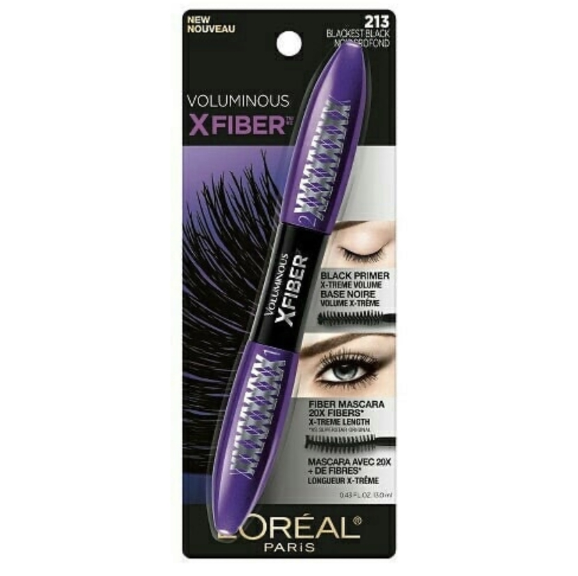 L'Oreal Voluminous x Fiber Mascara