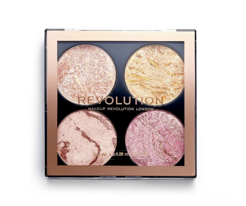 Makeup Revolution Cheek Kit in Fresh Perspective