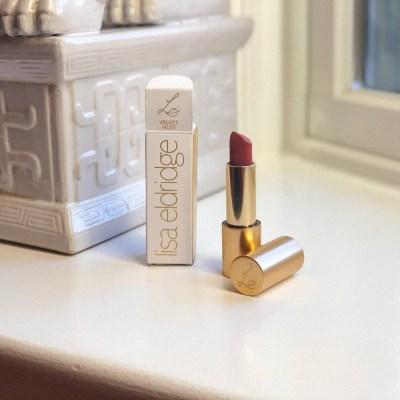 Lisa Eldridge Velvet Muse Lipstick Review