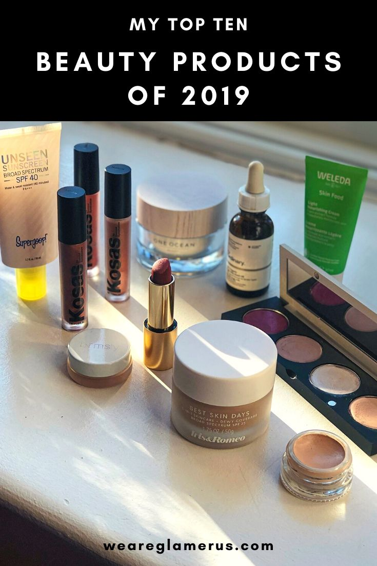 Wanna know what my favorite beauty purchases of 2019 were?? Check out this post to find out!