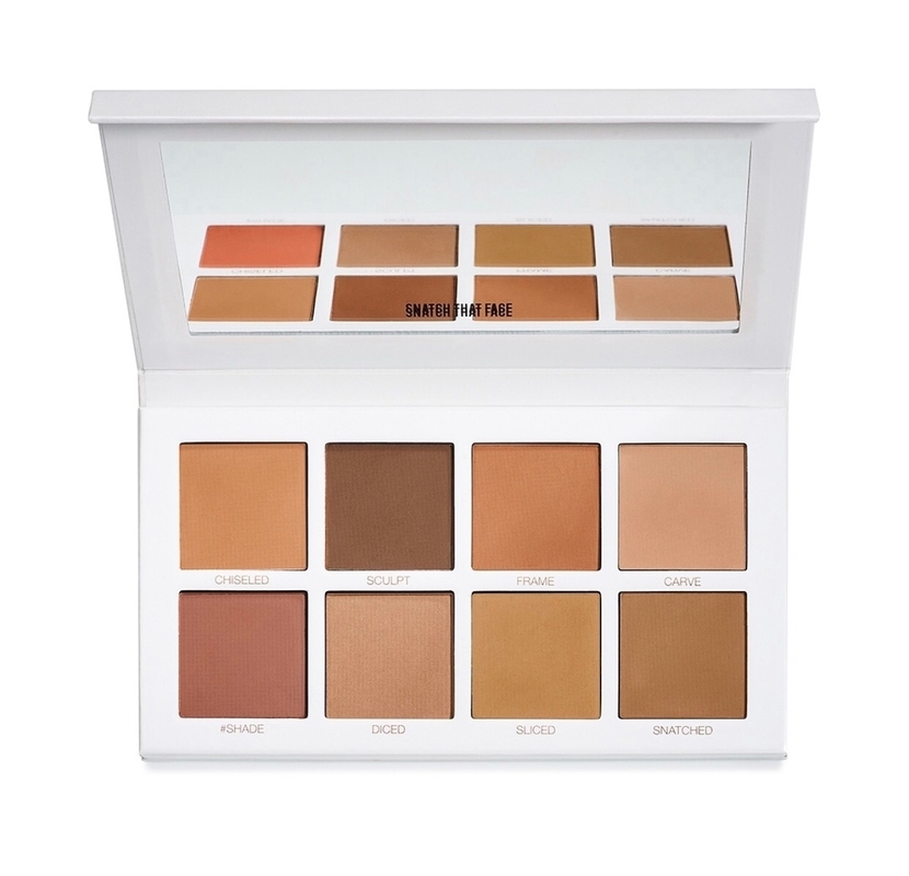 Scott Barnes Sculpting and Contour Palette No. 1