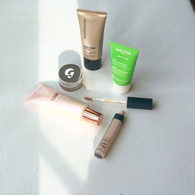 My guide to how to achieve a light, barely-there base using light coverage products & skincare