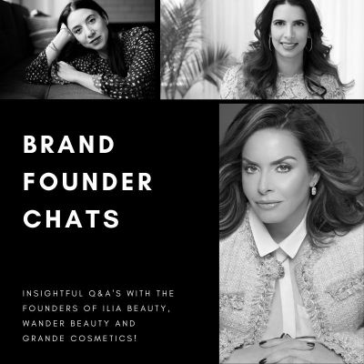 Join me in February for Brand Founder Chats!