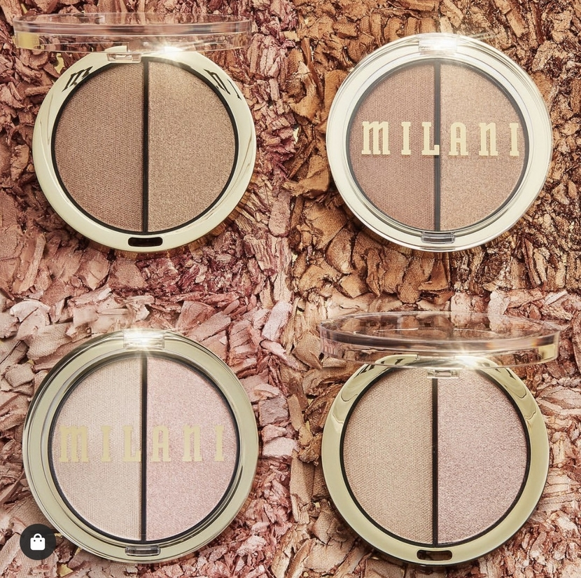 Milani Highlighter Duo's