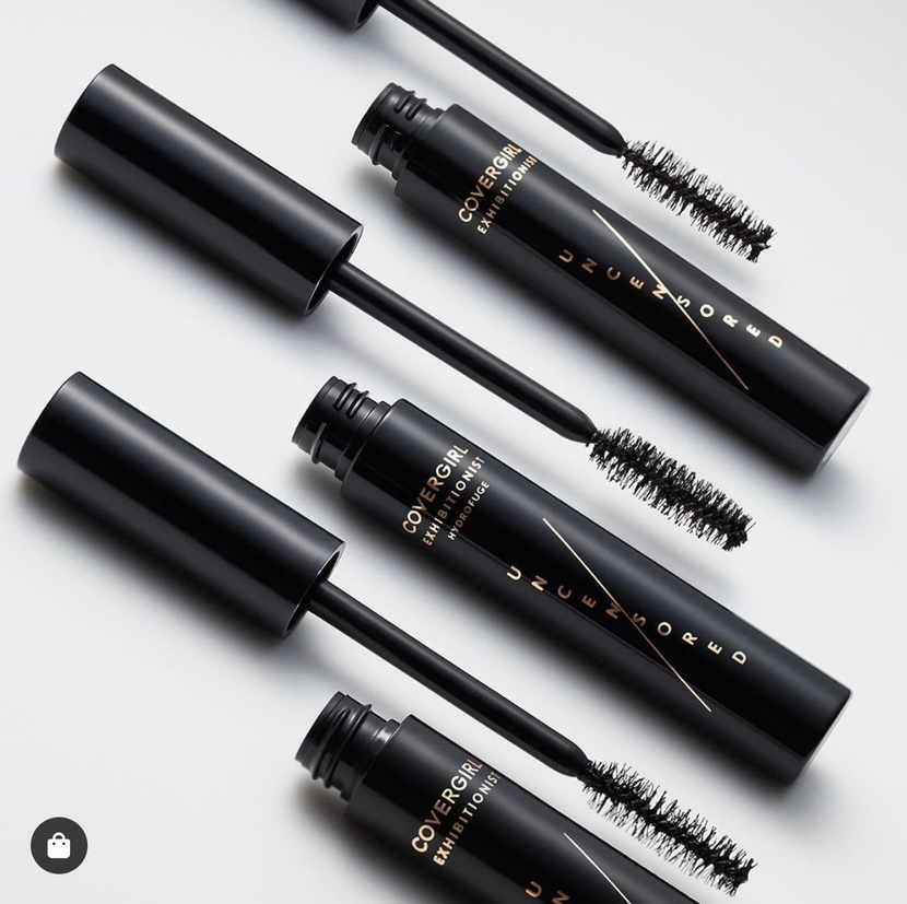 CoverGirl Exhibitionist Uncensored Mascara - what's new at the drugstore January 2020