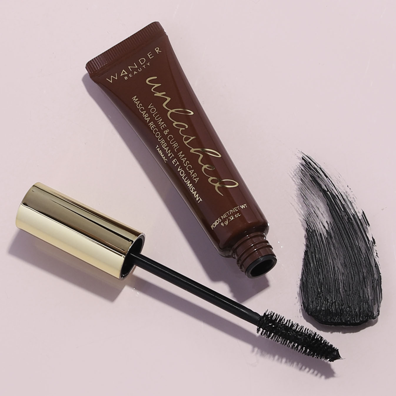 Unlashed Volume + Curl Mascara - Divya Gugnani of Wander Beauty