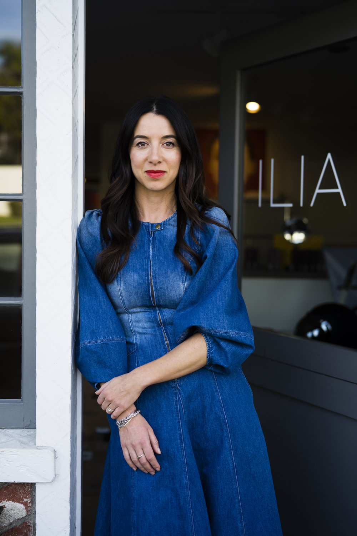 Sasha Plasvic of Ilia Beauty