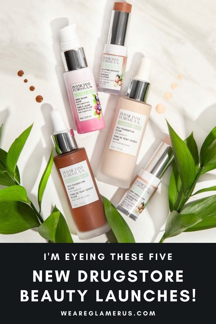 Check out my latest post on five new drugstore beauty launches I'm totally intrigued by!