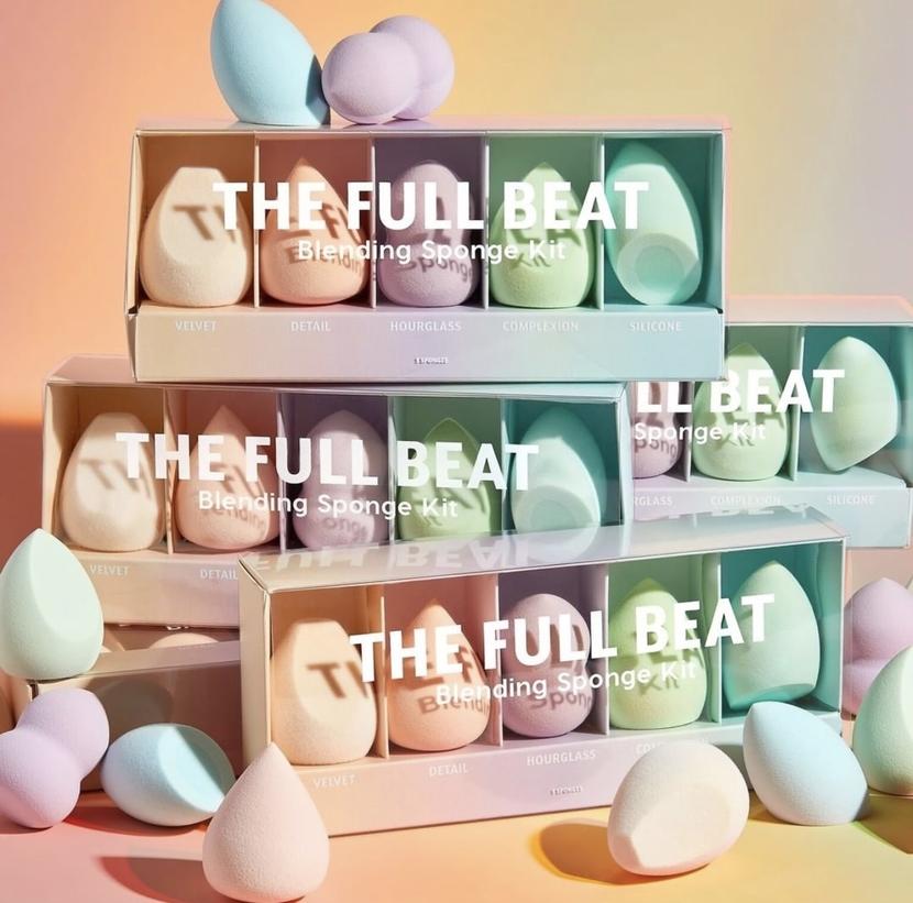 ColourPop The Full Beaut Blending Sponge Kit - my beauty anti-wishlist March 2020
