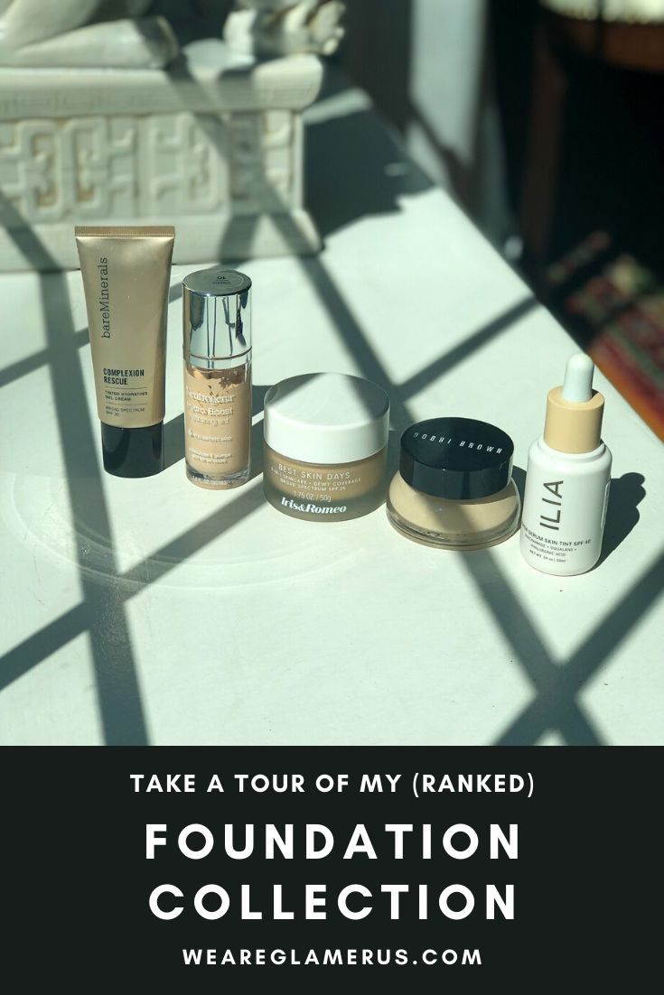 Check out my latest post on foundations!