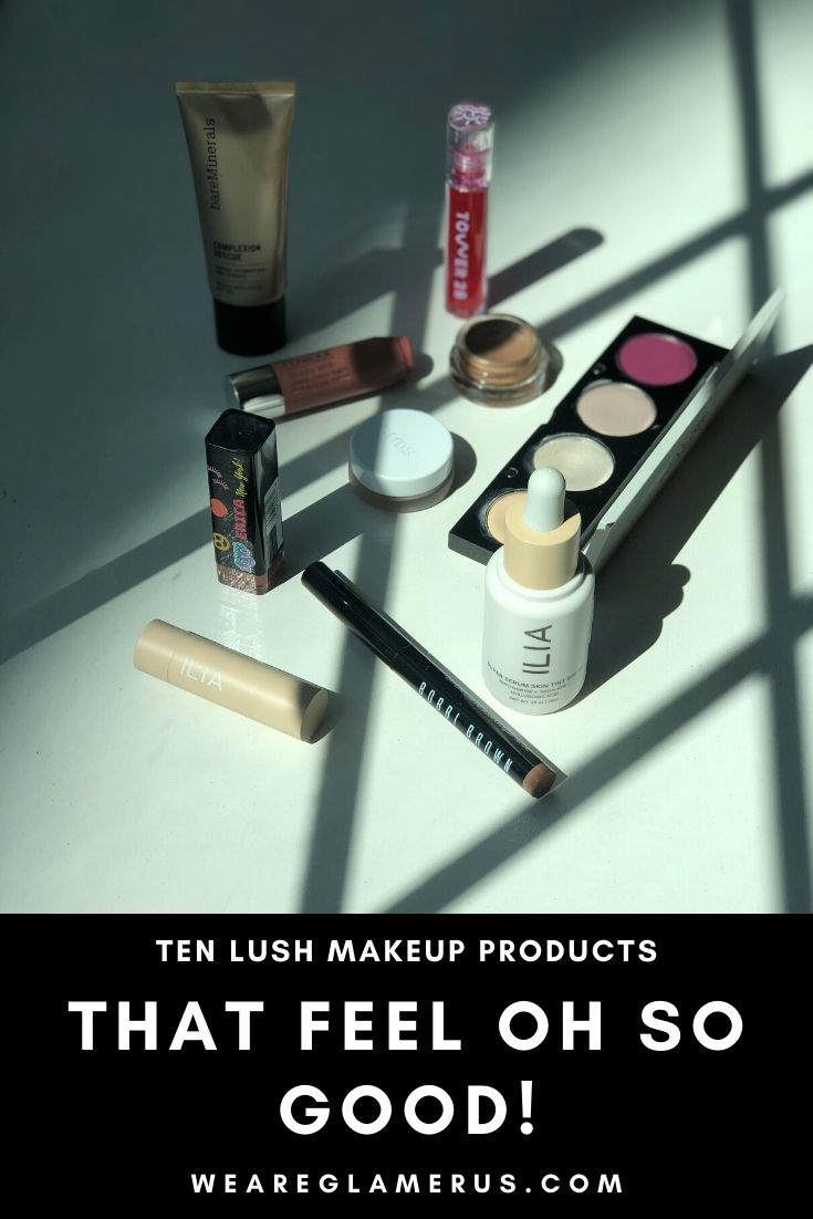 May is all about feel good beauty, and today is the first post. Interested in beautifully-textured makeup? Check out my top ten product recommendations!
