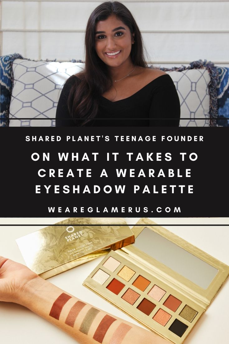 Aashna Sharma, the founder of conscious beauty brand Shared Planet, is featured in today's post!
