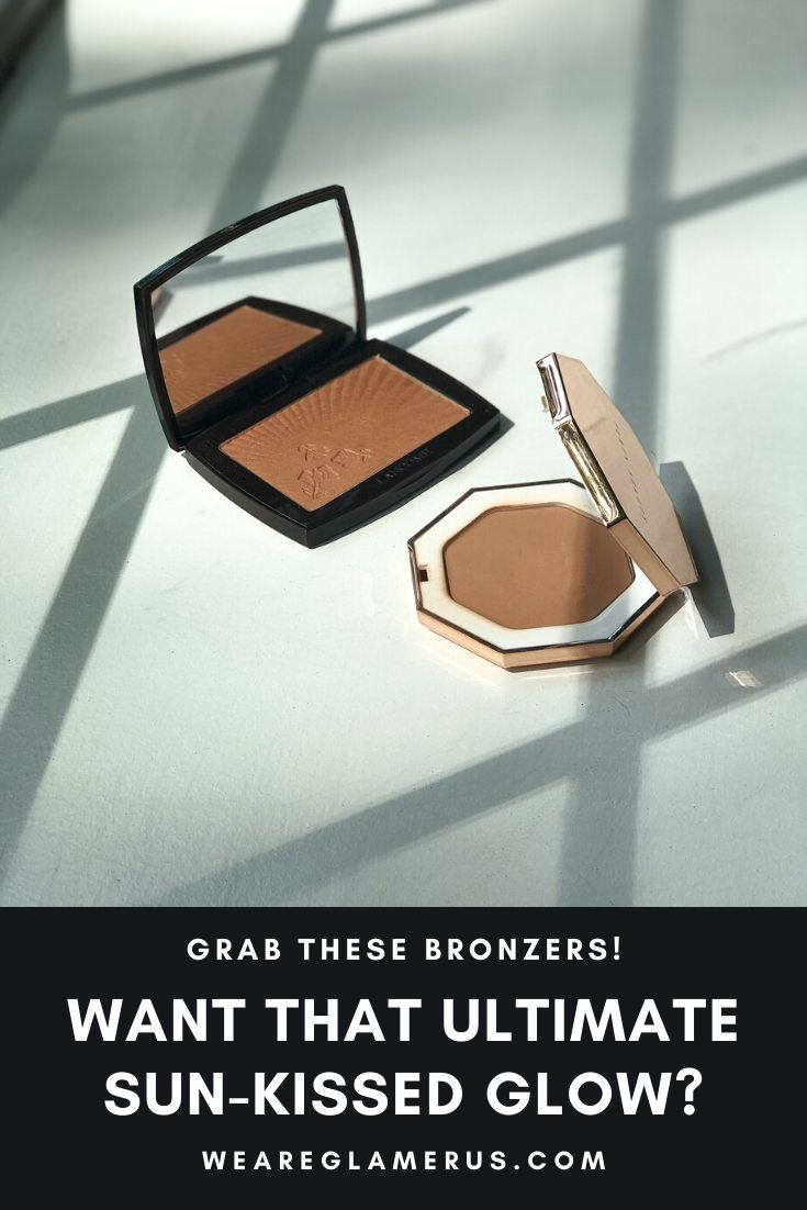 Check out my latest post on bronzers that give that ultimate sun-kissed glow!