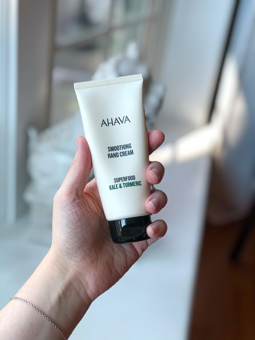 Ahava Smoothing Hand Cream