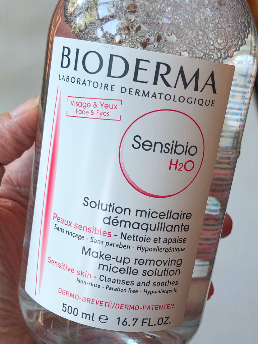 Bioderma Sensibio Micelle Solution