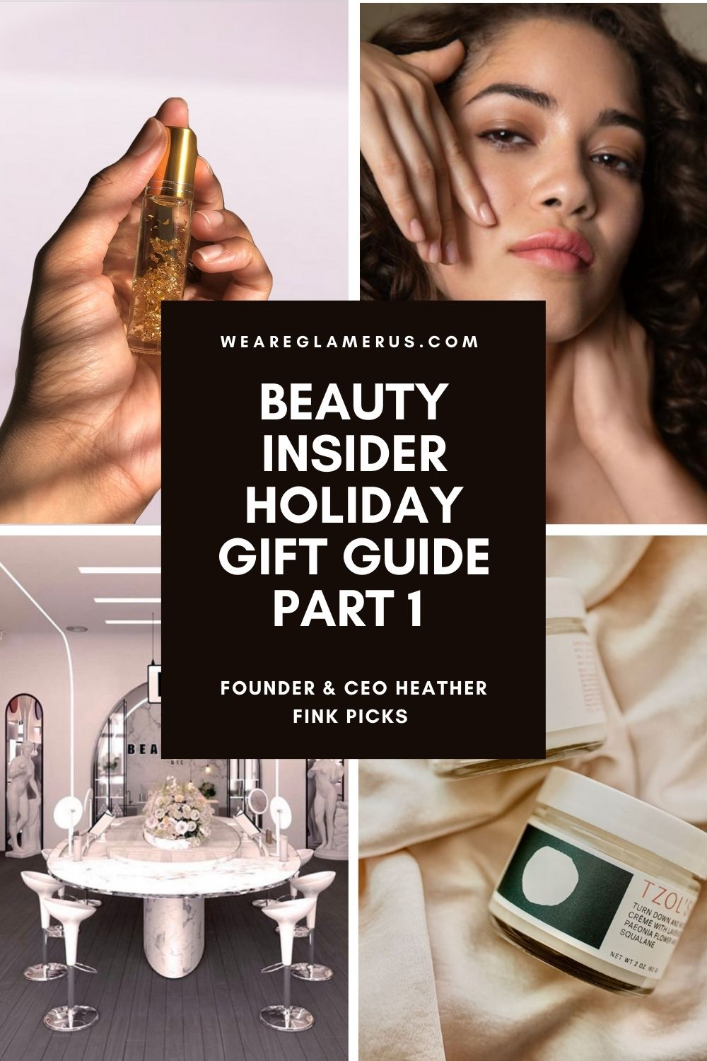 Welcome to the first installment in my Beauty Insider Holiday Gift Guide series for 2020! Founder & CEO Heather Fink from The Sexiest Beauty shares her picks for MAKEUP, SKINCARE, HAIRCARE, NAILS & BODY CARE in today's installment!