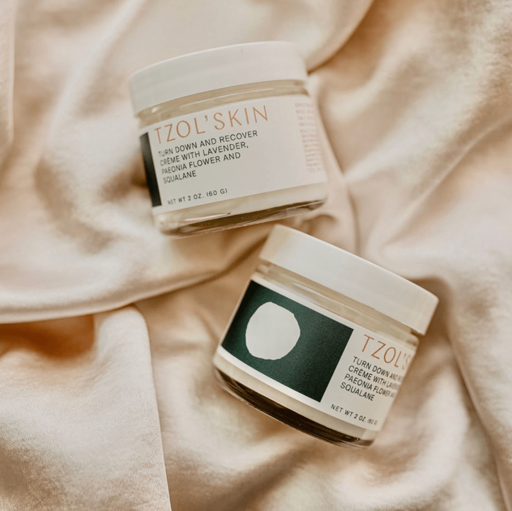 Beauty insider holiday gift guide - Tzol'skin Turn Down & Recover Creme
