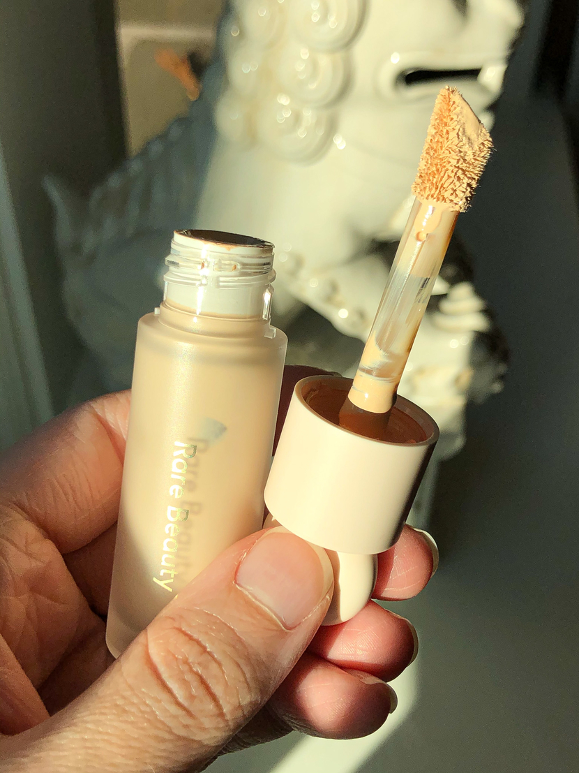 Rare Beauty Liquid Touch Brightening Concealer in the shade 120C