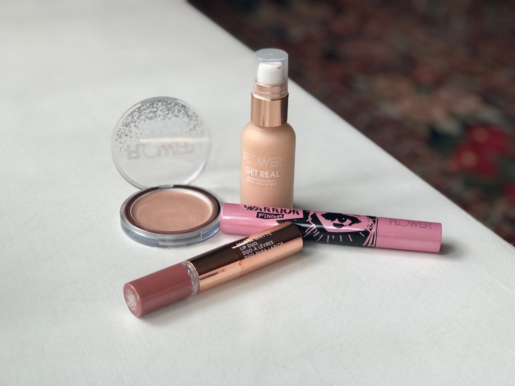 My Flower Beauty edit, featuring my ultimate favorite products from this affordable brand!