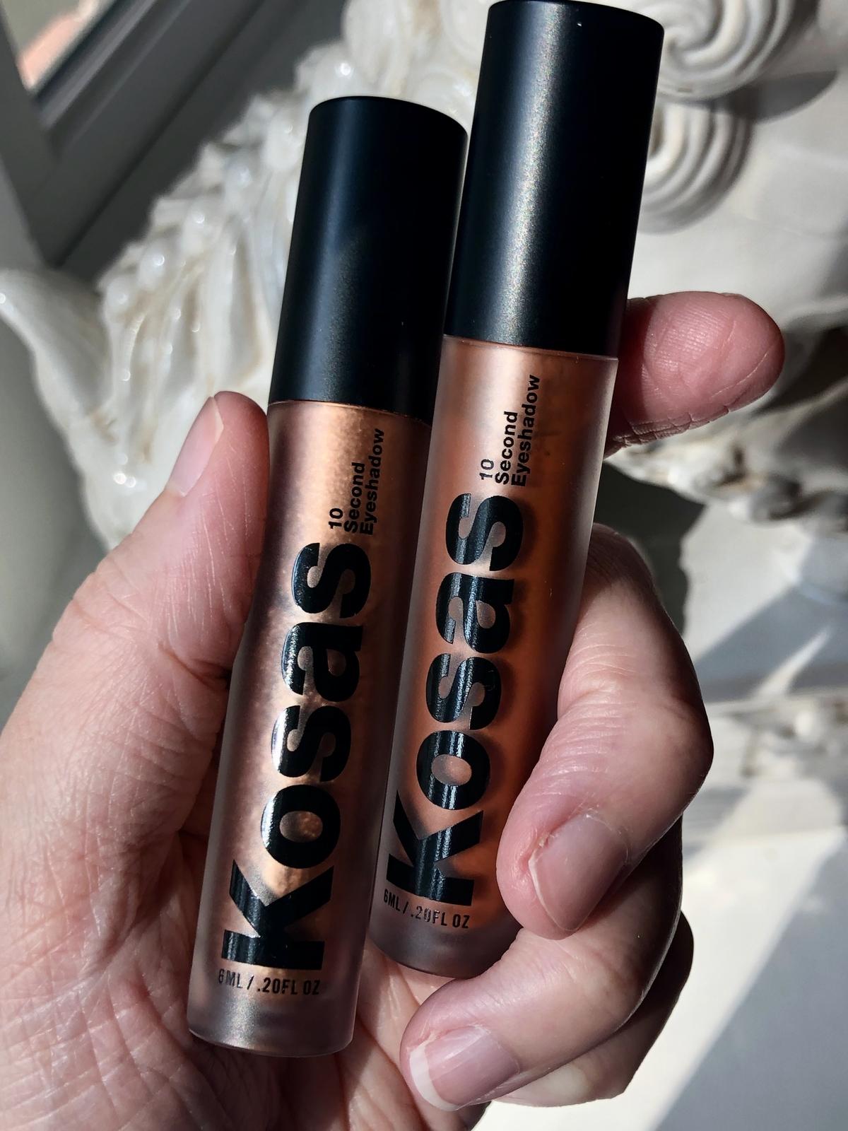 10 Second Liquid Eyeshadows from Kosas