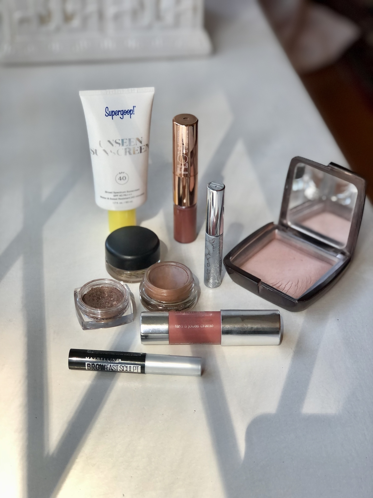 Some of my tried & true products