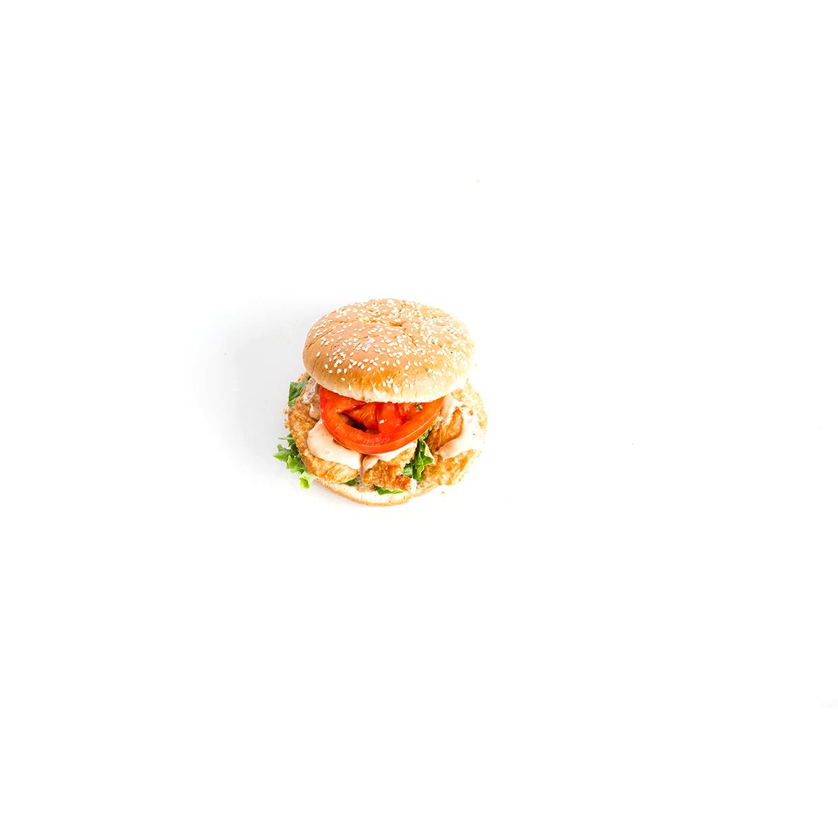 Walt's Buffalo Sandwich