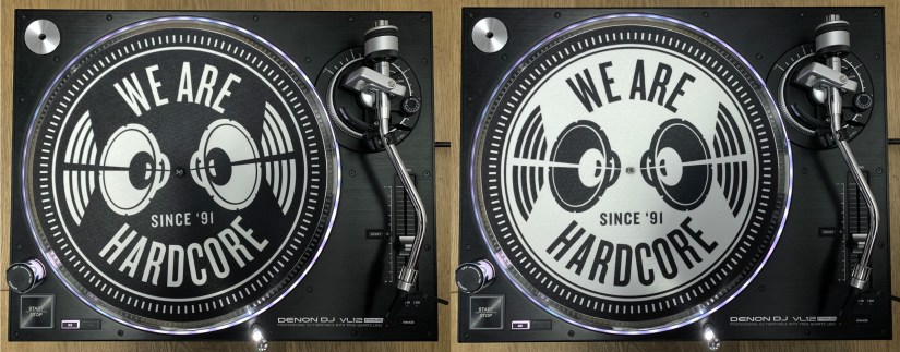 Jay Cunning - WE ARE HARDCORE T-Shirt - SLIPMATS