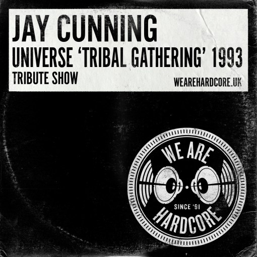 Universe 'Tribal Gathering' 1993 Tribute Show - Jay Cunning Interview