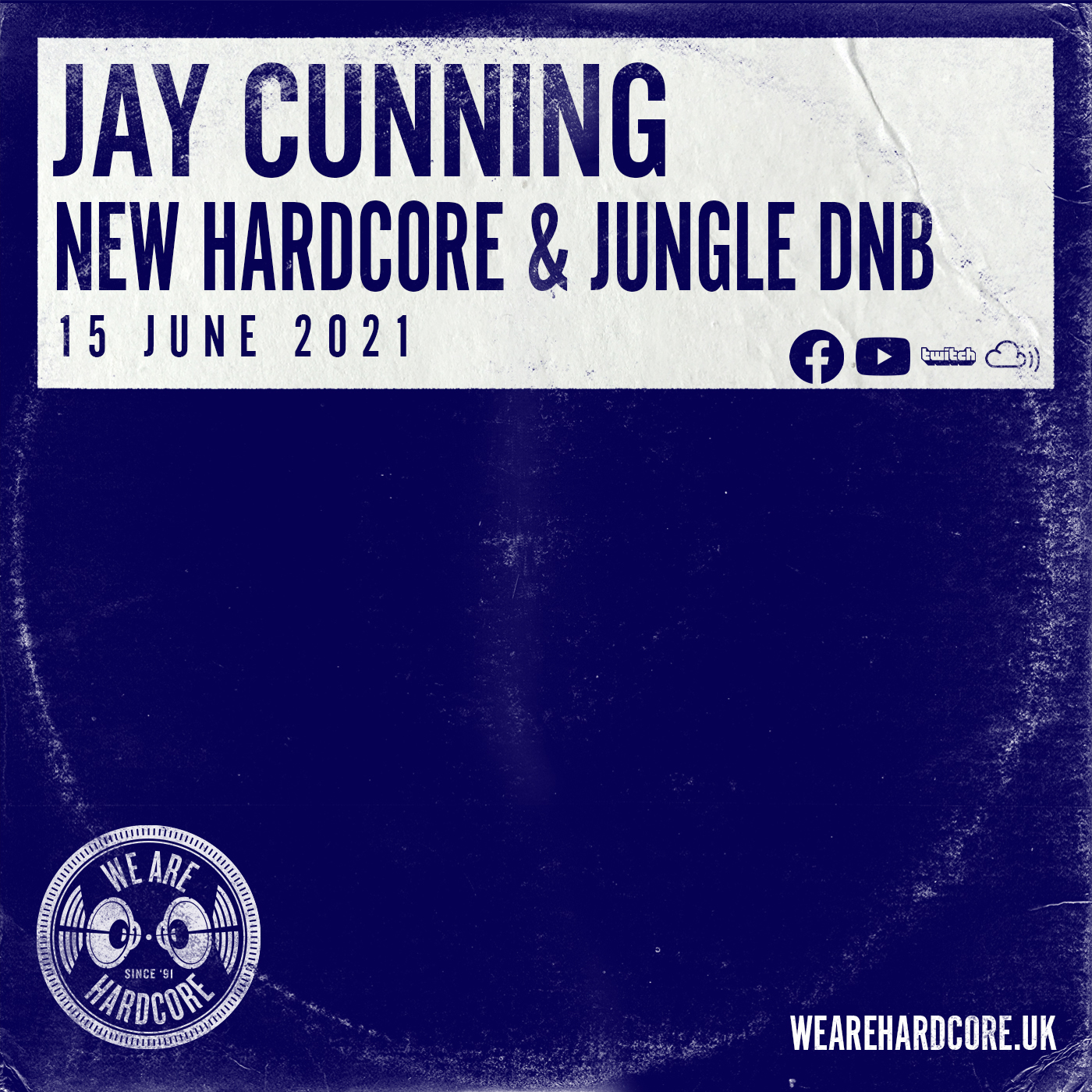Download Jay Cunning - New Hardcore Jungle (15 June 2021) mp3