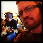 We_are_flying_through_these_songs____studio__recording__guitars_March_01__2014_at_0230PM