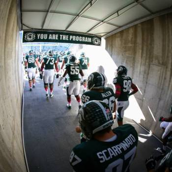 Michigan State Spartans Footbal