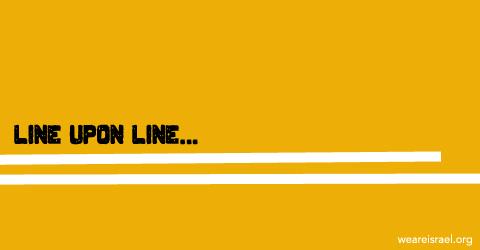 precepts, precept upon precept, line upon line