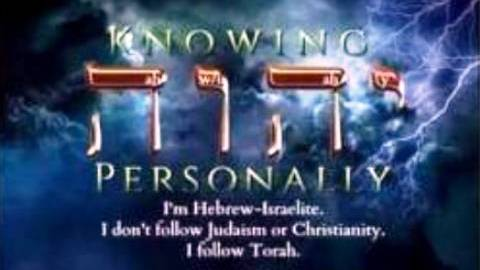 Hebrew Roots, Knowing God, Knowing Yehovah, Man's Holidays, Torah Teaching, Knowing God, Knowing Yehovah