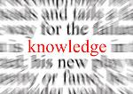 knowledge, knowledge precedes understanding, knowledge understanding and wisdom,