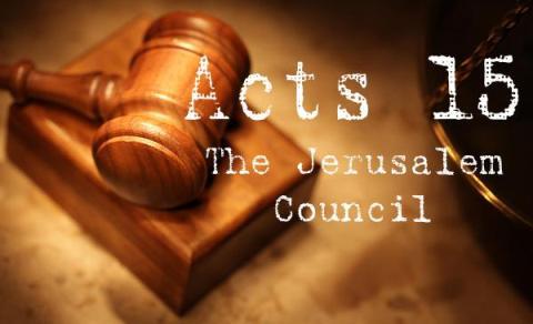 Leviticus 17 & Acts 15