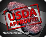Meat sacrificed to idols - USDA