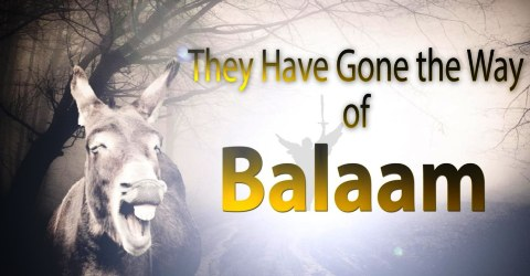 Way of Balaam
