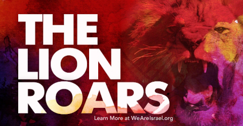 mighty men, roar like a lion, lion's roar, Isaiah 5 29, Jeremiah 4 6-7, Numbers 24 8-9, last days