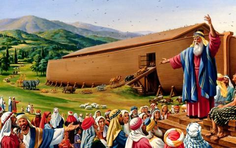 noah, a wholly righteous man