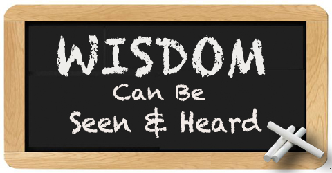 wisdom, Knowledge understanding and wisdom