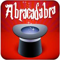 in jesus name, abracadabra, magic words, in whose name do we pray